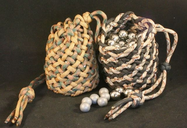 Paracord pouch for How to make a paracord utility pouch