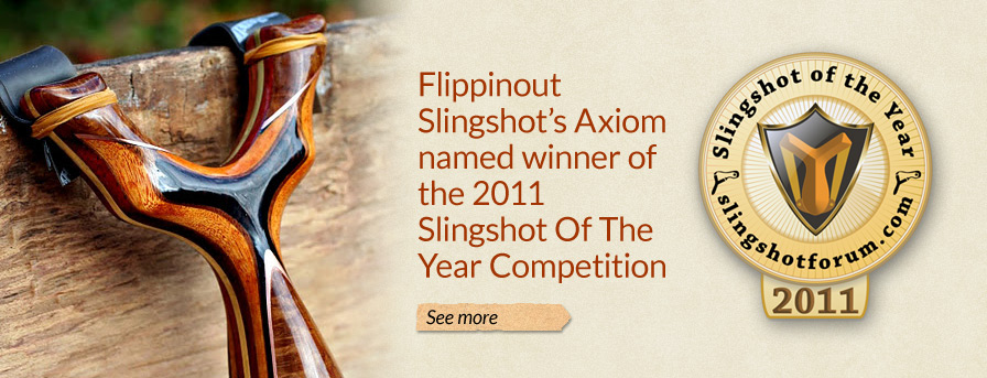 Slingshot of the Year – 2011