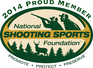 A Proud Member of the National Shooting Sports Foundation
